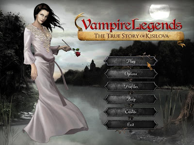 Vampire Legends PC Game