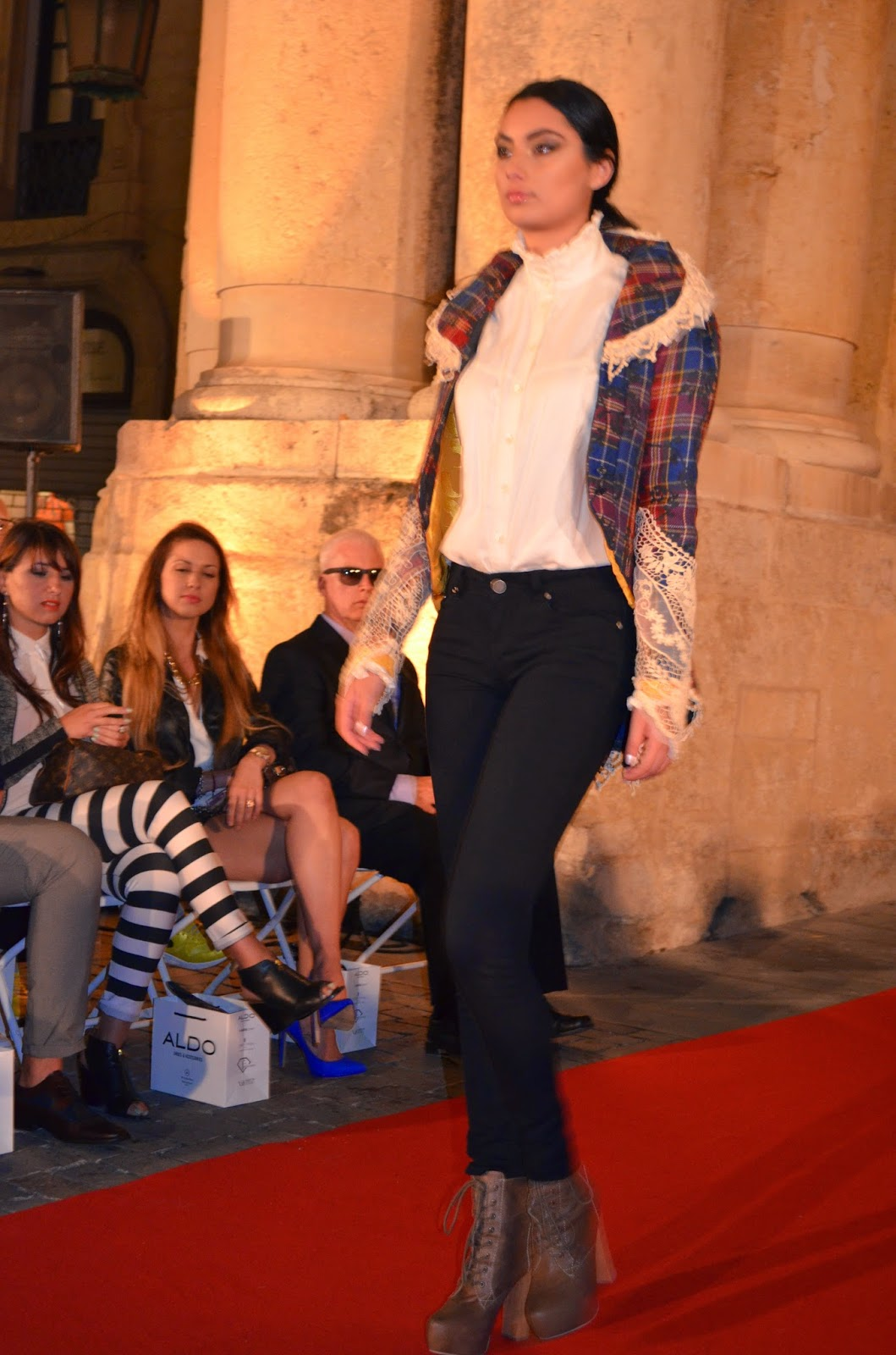 All Things Fabulous: Mercedes-Benz Malta Fashion Week 2014 ...