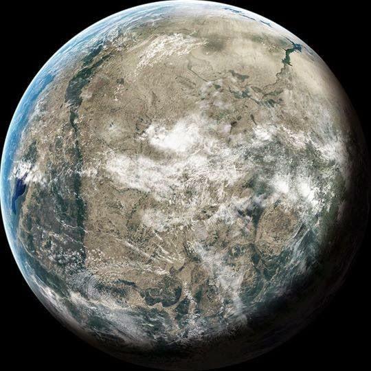 4 Curiosidades sobre o planeta Kepler-186F