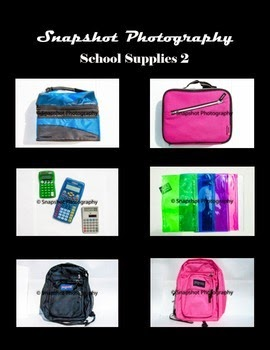 http://www.teacherspayteachers.com/Product/School-Supplies-Set-2-1389942