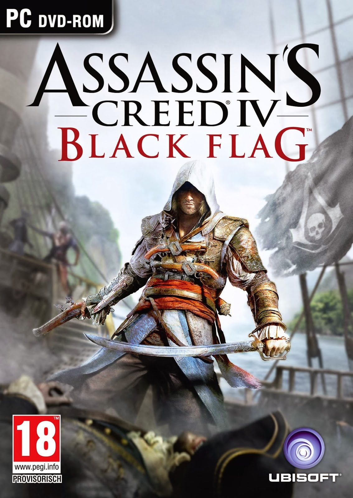 Download - Jogo Assassins Creed IV Black Flag RELOADED - PC (2013)