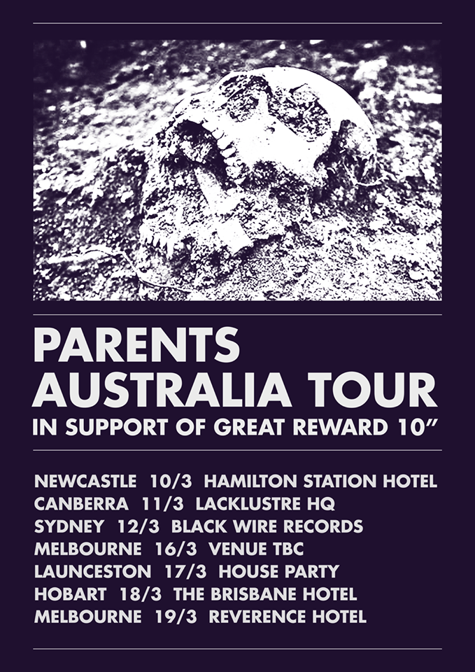 Parents Aussie tour 2016