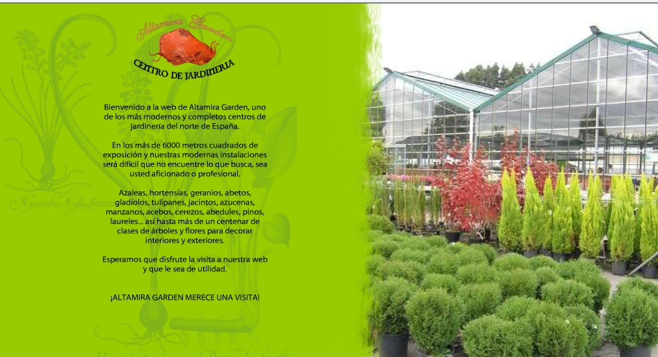 Altamira Garden Centro de Jardineria