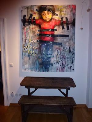 herakut, muca, München, Streetart, Ausstellung