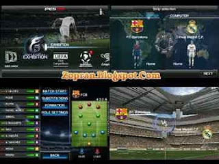 game android pes 2012
