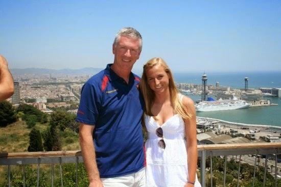 Kelly Barcelona Spain