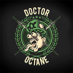 Dr OCTANE ILUSTRACION