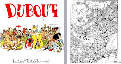 Dubout : Dubout. 200 dessins (Michèle Trinckvel, Paris 1974)