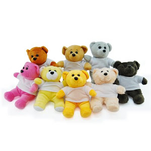 "CENTRUM LINK - ""MINI TEDDY BEARS WITH TEES"""