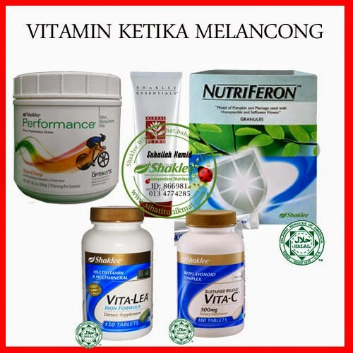 vitamin ketika travel