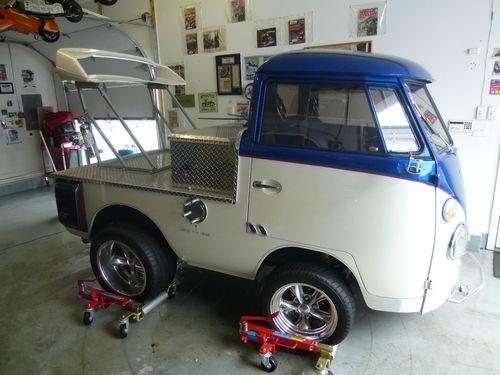 15k Flash: 1963 Volkswagen Type 2 Shorty Truck