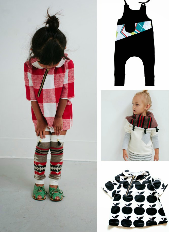 Duchess and Lion - Cool kidswear brand from San Francisco