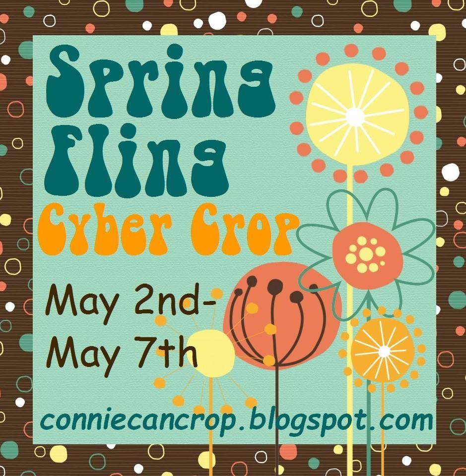 Spring Fling Cyber Crop