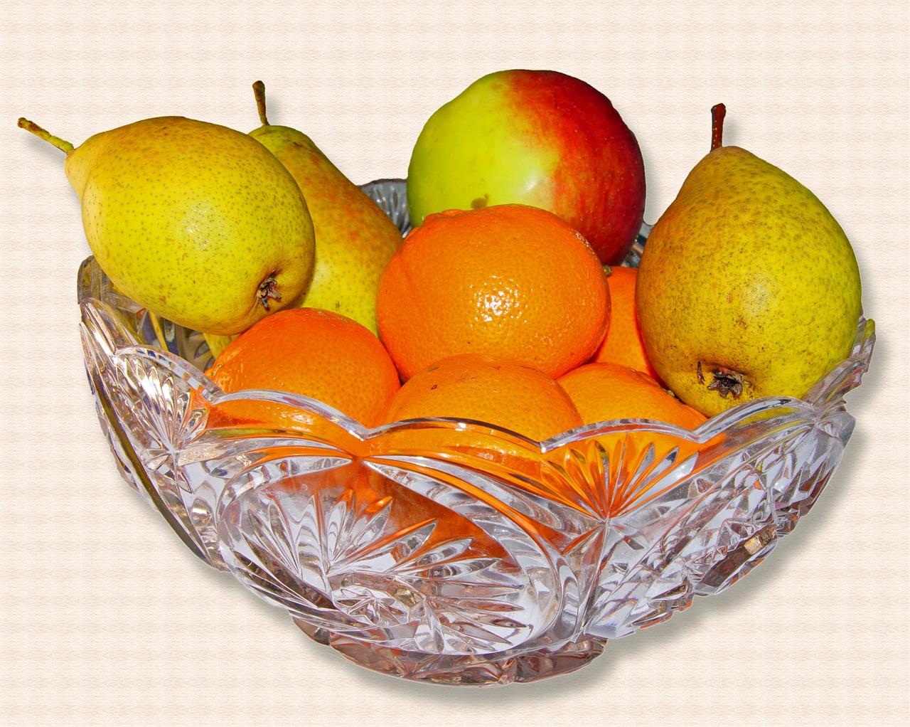 Hogar diez 5 trucos para conservar frutas y verduras - Frutas de cristal ...