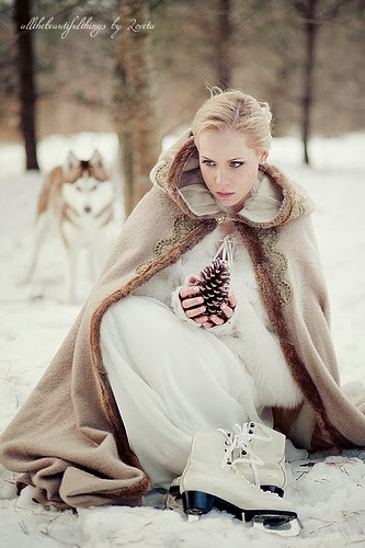 Chaquetas de Lana para Novias de Invierno.