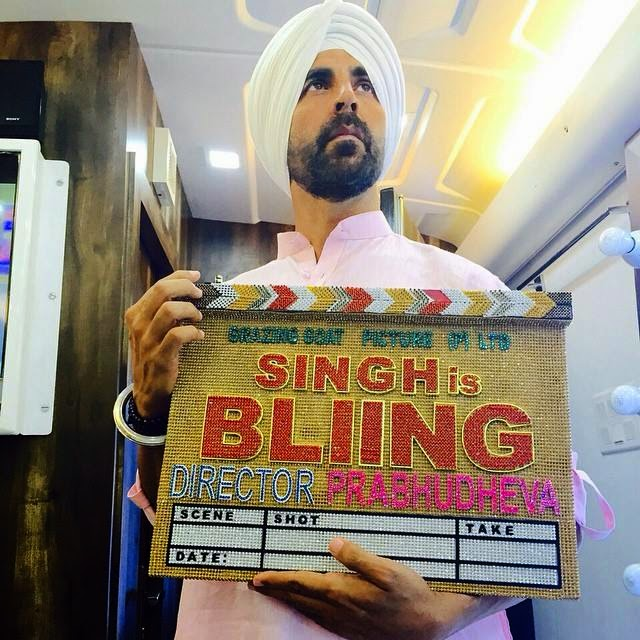Singh is Bliing - Akshay kumar