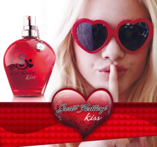 AVON SECRET FANTASY KISS EAU DI TOILETTE SPRAY - Avon Shop Online