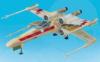 Hasbro Star Wars ANH X-Wing Fighter Exclusive Vehicle