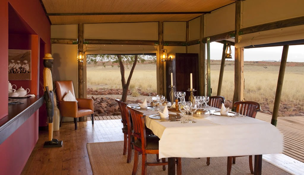 Wolwedans Private Camp Namibia