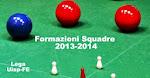 ..Formazioni Tipo ..... Squadre Uisp-FE 2013-2014