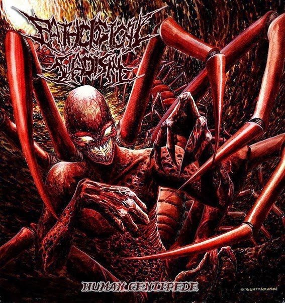 Pathological Sadism - Human Centipede [EP] (2013).jpg