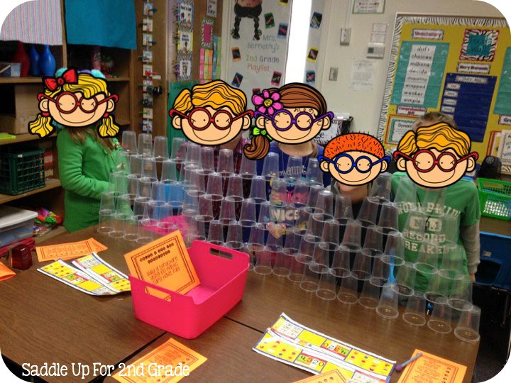 100th day activities from Saddle Up For 2nd Grade
