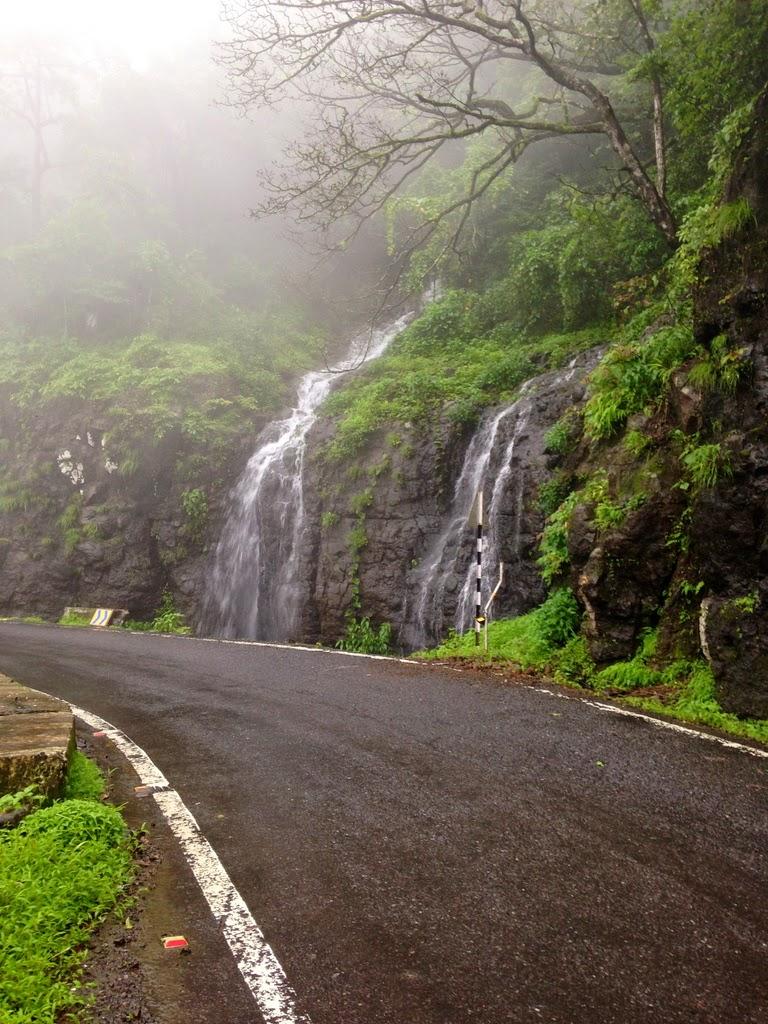 Monsoon drive in Amboli Ghat
