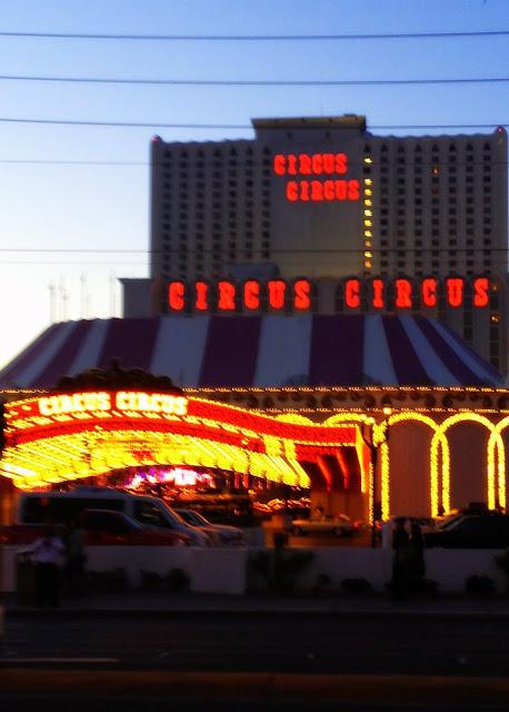 circus circus, las vegas, nv #NMX