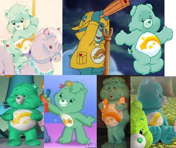 Spanengrish Ramblings: Care Bears through ...