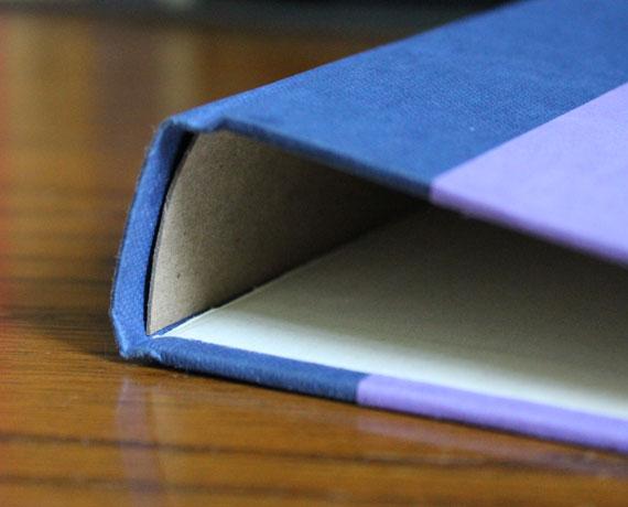 cardboard spine reinforcing