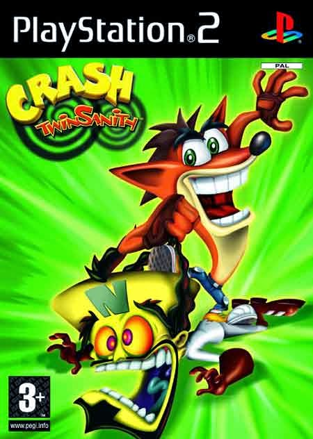 Crash Twinsanity Ps2 Iso Ntsc Juegos Para Playstation 2