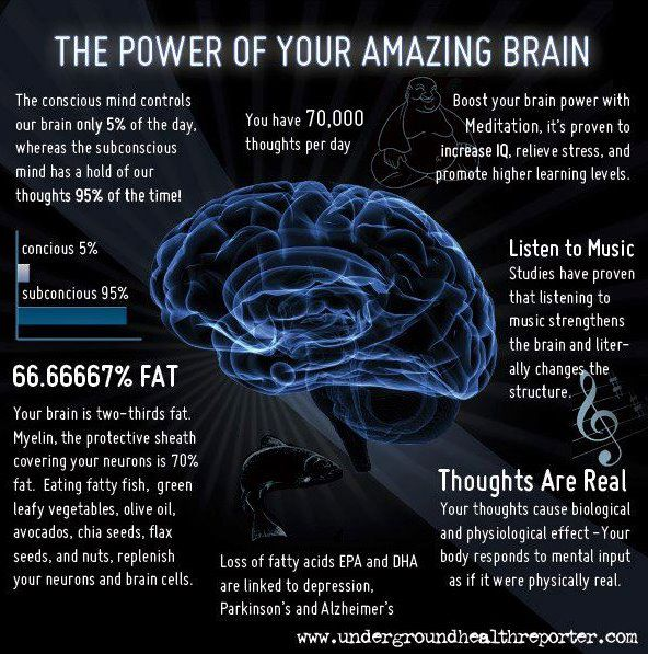 The Power of your Brain - Introspective World