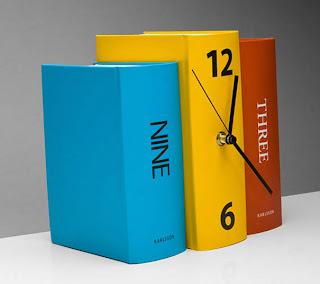 Creativos relojes para adornar tu casa