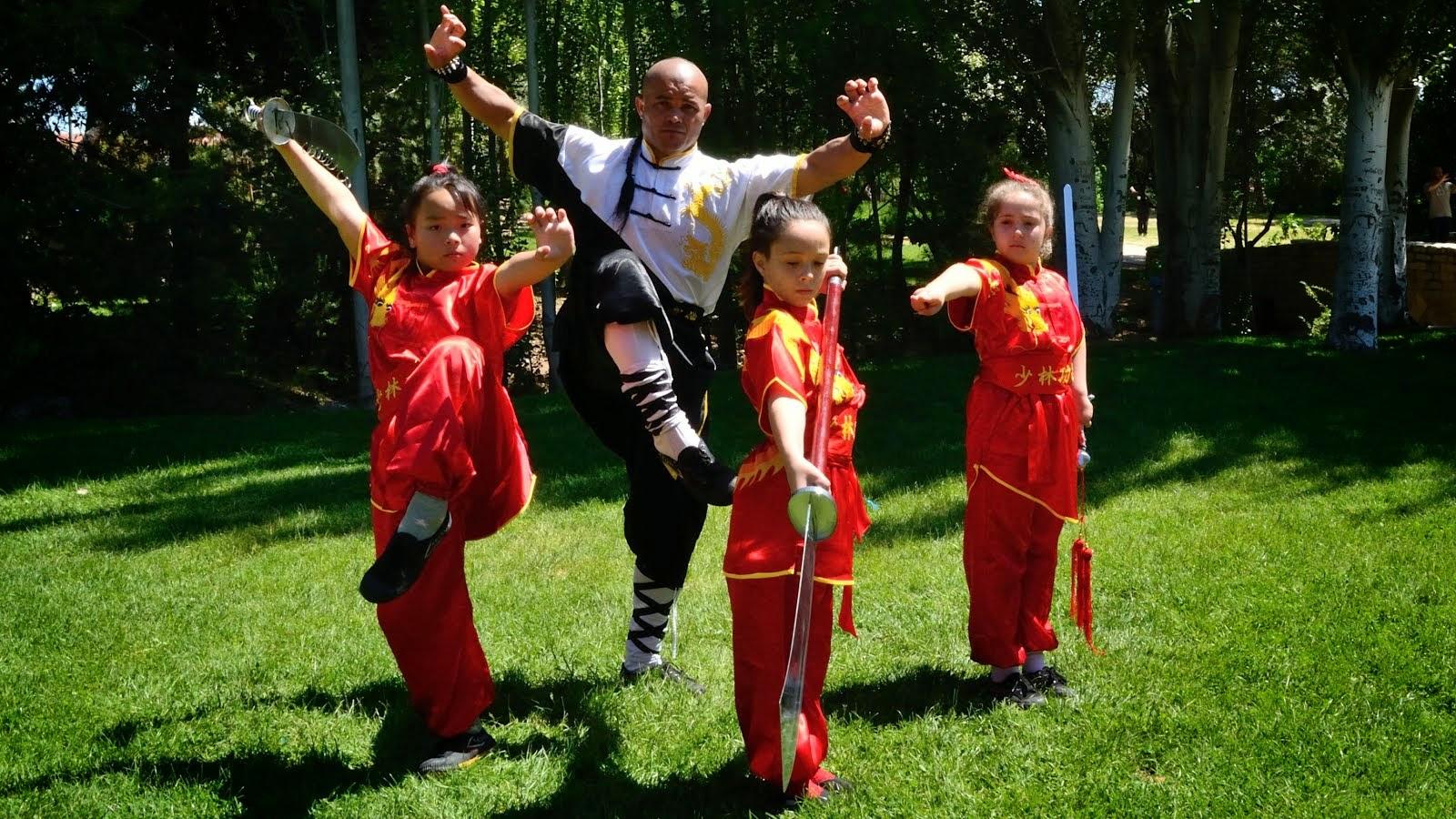 Artes Marciales China Kung fu
