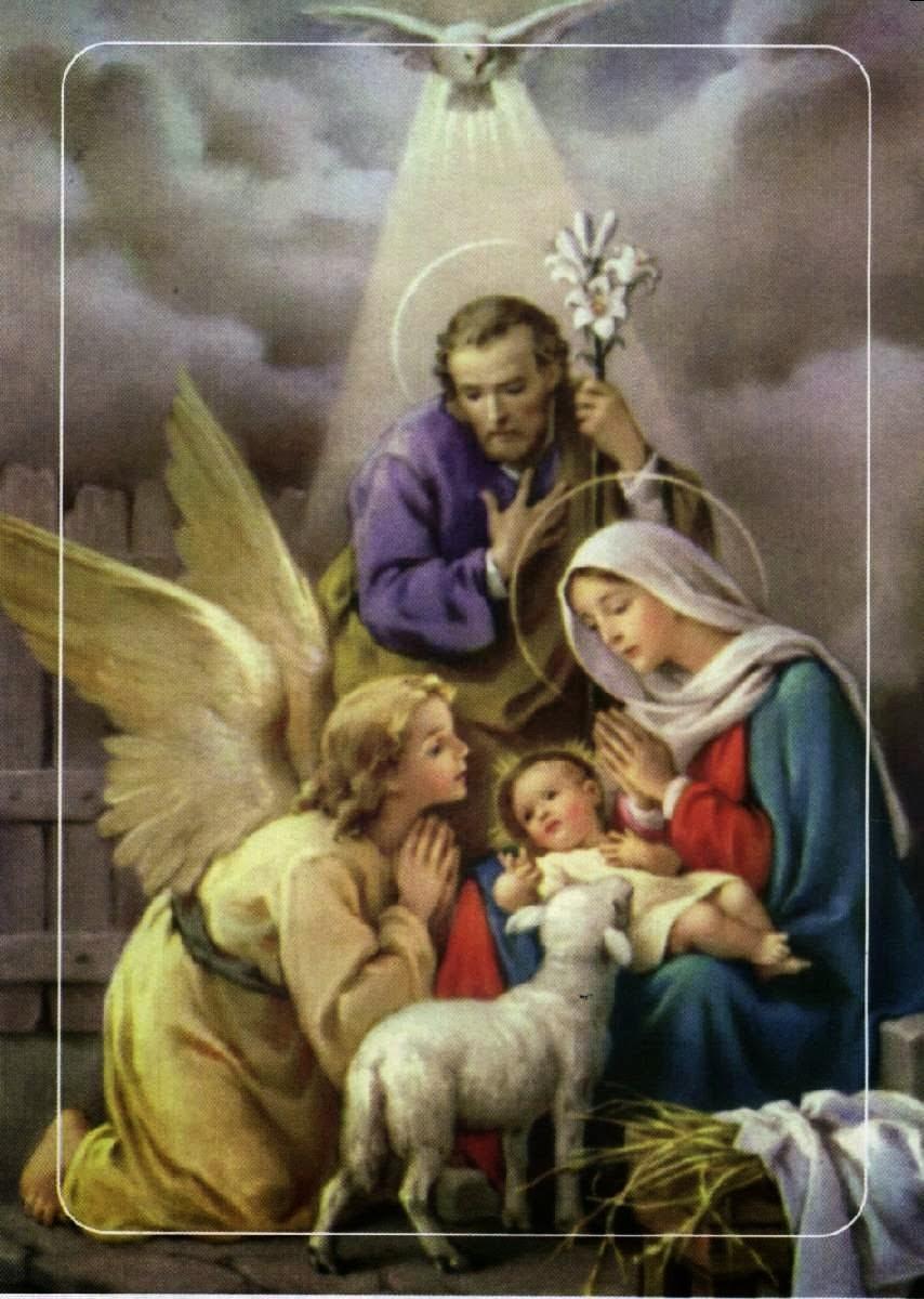 Creencia Laica Católica: JESUS NACE, JESUS SE PROFESA, DE JESUS SE ...