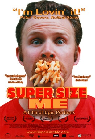 fast food and poor nutrition in the film supersize me by morgan spurlock Buy a cheap copy of don't eat this book by morgan spurlock  of fast food me i had heard of mr spurlock's  supersize me, this book looks at the fast.