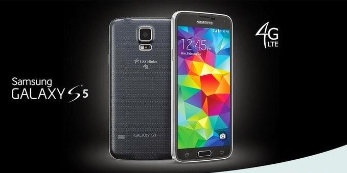 Spesifikasi dan harga Samsung Galaxy S5 review