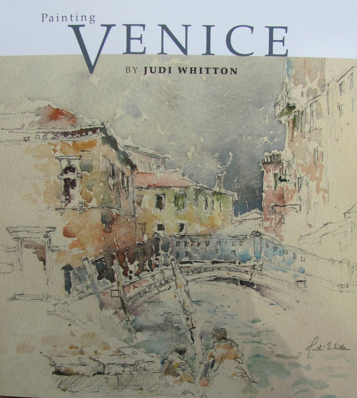 Watercolor artist magazine review - Book Review Painting In Venice