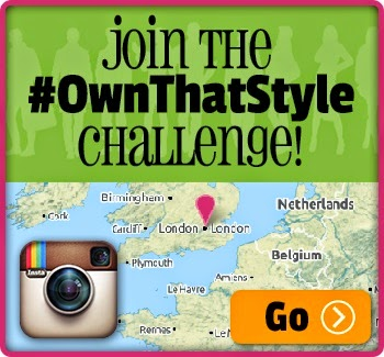 #OwnThatStyle Challenge