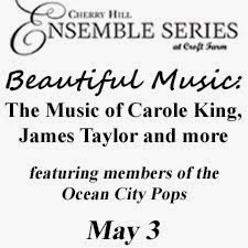 Ensemble Series at Croft Farm: Beautiful Music: The songs of Carole King, James Taylor & More