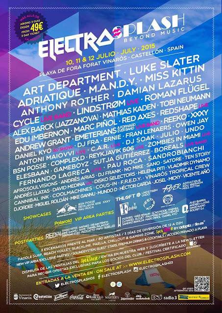ElectroSplash 2015