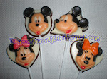 Lollichoc Mickey & Minnie