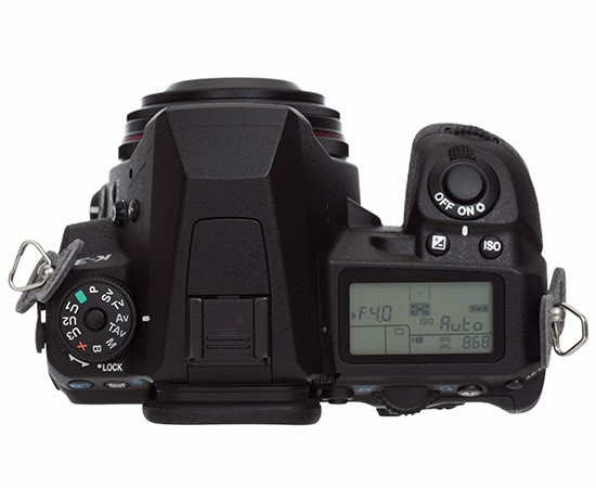 """Pentax introduce a digital camera """"Pentax K-3"""" which is 24 megapixels"""