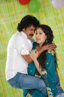 Upendra and Lakshmi Rai hot stills from Kalpana