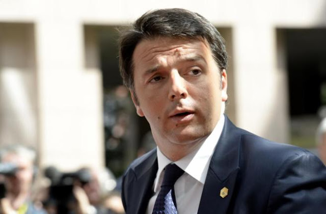 Renzi y la inmigración