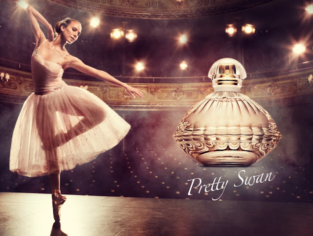 pretty swan perfume oriflame