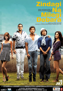 Zindagi Na Milegi Dobara (2011) DvDRip Movie UpScaled direct download