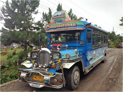 Campuestohan Service Jeepney