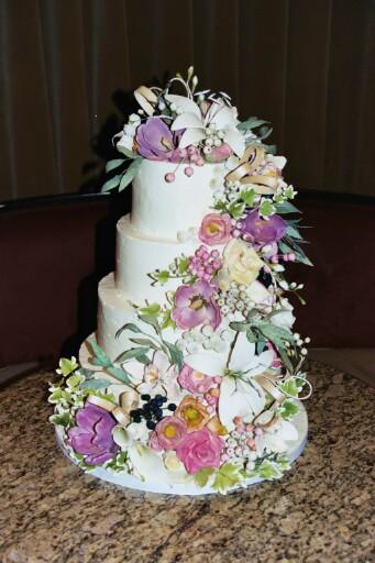 Birthday Cake Center Birthday Cakes