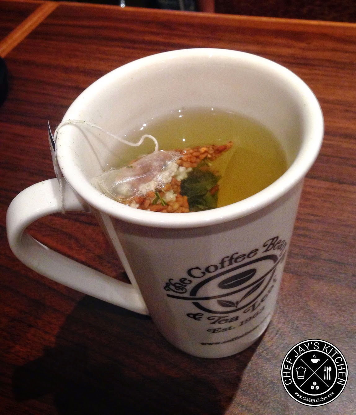 The Coffee Bean & Tea Leaf - CBTL Genmaitcha Green Tea